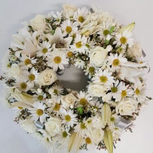 Ringed By Peace wreath