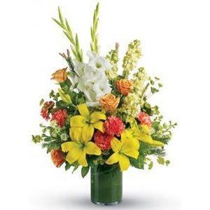 fond farewell flowers