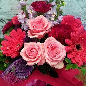 Royally Stunning purple and pink