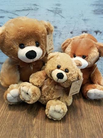 soft brown bear