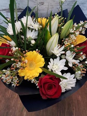 Westridge Florist Toowoomba Flowers Bouquet