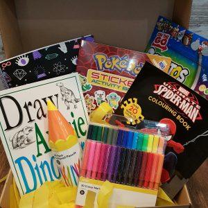 Children activity packs