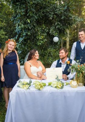 Flowers for your wedding in Toowoomba